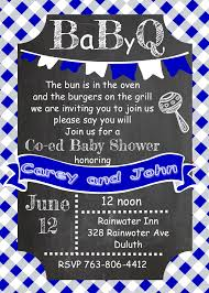 babyq baby shower invitations new selections fall 2017