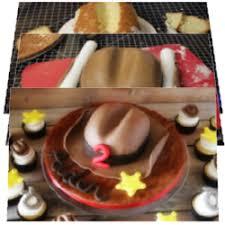 tutorial how to make cowboy hat cupcake toppers u2022 cakejournal com