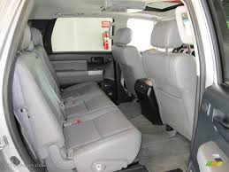toyota sequoia 2008 interior wallpaper 1024x768 40698