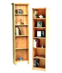Wood Bookcase With Doors Wood Bookcase With Glass Doors Bancdebinaries