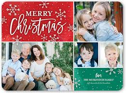 nice looking christmas cards with photo insert decoration how to