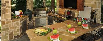outdoor kitchens in southlake tx bbq outfitters southlake