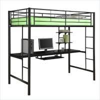 Black Bunk Bed With Desk Bunk Bed Desk Bunk Beds With Desk Loft Beds With Desks