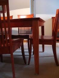 shaker table custom made dining table farm tables