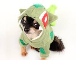 Dog Costume Halloween Dog Costume Pikachu Dog Costume Halloween Pokemon Dog Hoodie