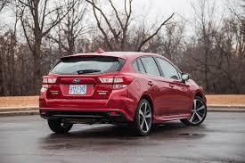 subaru impreza rims review 2017 subaru impreza sport tech canadian auto review