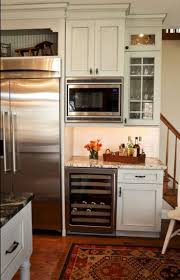 built in cabinet for kitchen best 25 built in microwave ideas on pinterest microwave in