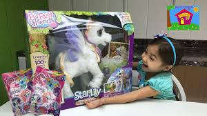 new furreal friends starlily my magical unicorn holiday gift top