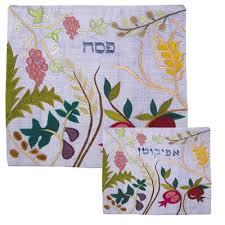 matzah covers silk matzah covers