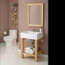Bathroom Cabinet Depth by Functional Narrow Depth Bathroom Vanity U2014 The Furnitures