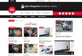 50 best free wordpress magazine themes 2017
