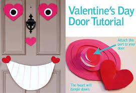 valentines door decorations decorate your door for s day