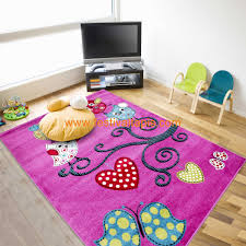 tapis de chambre enfant chambre multicolore collection et tapis chambre fille pas cher photo