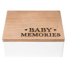 wooden baby keepsake box wooden baby memory box ebay
