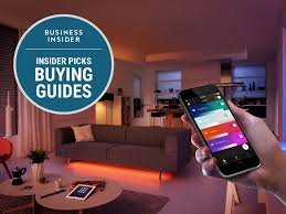 best smart lighting system the best smart light bulbs you can buy business insider