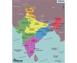Kerala India Map by Maps Of India Detailed Map Of India In English Tourist Map