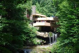 frank lloyd wright cross country science