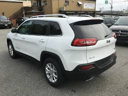new jeep white new 2018 jeep cherokee 4 door sport utility 182006