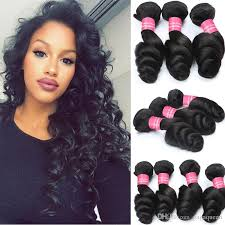pics of loose wave hair wholesale 8a malaysian loose wave hair products unprocessed human