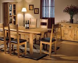 dining room pleasurable used oak dining room set for sale