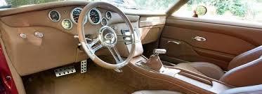 Custom Car Interior Upholstery Luna U0027s Custom Upholstery Com Rod Interiors