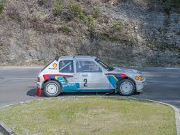 peugeot 205 rally rm sotheby u0027s 1984 peugeot 205 turbo 16 evolution 1 group b
