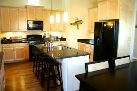 kitchen cabinets dark and light