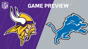 lions record on thanksgiving games vikings vs lions week 12 preview around the nfl podcast nfl