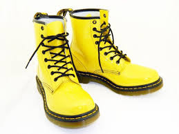 dr martens womens boots size 9 33 best dr martens yellow images on doc martens
