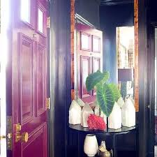 Black And Fuchsia Curtains Fuchsia Design Ideas