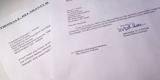 fired federal prosecutors share secret resignation letters