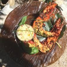 cuisiner avec la plancha gambas géantes à la plancha et riz cantonnais