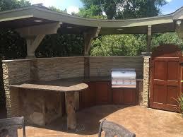 backyard retreats patio builder houston outdoor structures