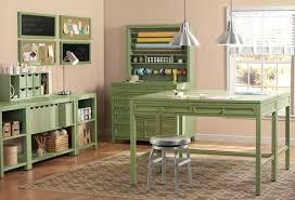 Scrapbooking Tables Desks Martha Stewart U0027s New Line Of Craft Furniture At Home Depot