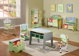 kids animal table and chairs children s sunny safari table chair and bench set baby n