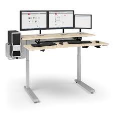 ergotron mvjb60ss anthro elevate adjusta standing desk