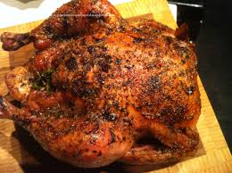 roasted whole chicken slow roasted herb stuffed chicken recipe gourmet de constructed
