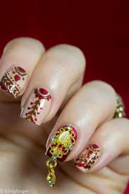 level intermediate american flag nail art tutorial 14 best indian inspired nails images on pinterest enamels