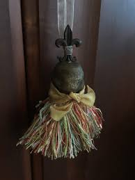 fleur de lis home decor small fleur de lis home decor hangong tassel hanging decor home