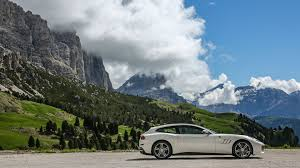 ferrari sport the ferrari gtc4lusso is fast ferocious and close to perfect