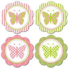printable flower cupcake toppers printable