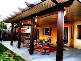Plans For Outdoor Patio Furniture by Diy Patio Cover Designs Plans We Bring Ideas Build Backyard Patio