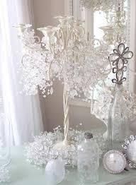 crystal garland diy wedding candelabra centerpiece candelabra