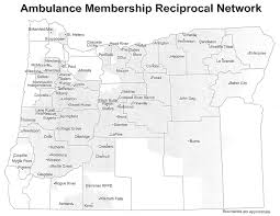 Burns Oregon Map Emergency Medical Services Morrow County Health District