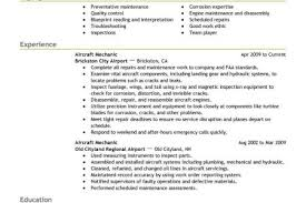 Mechanic Sample Resume by Sample Resume Motorcycle Mechanic Job Description Sle Resume