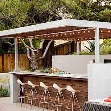 garden kitchen ideas best 25 modern outdoor kitchen ideas on outdoor
