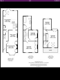 terraced house loft conversion floor plan 47 acceptable victorian terrace house floor plan ideas cottage