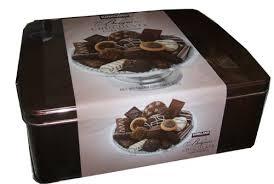 amazon com kirkland signature deluxe belgian chocolate cookie