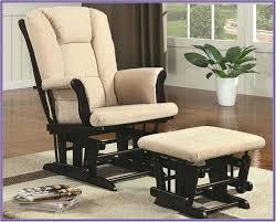 glider recliner nursery chair u2013 tdtrips