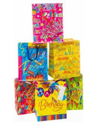 gift bags shopping s deal on small signature birthday gift bags